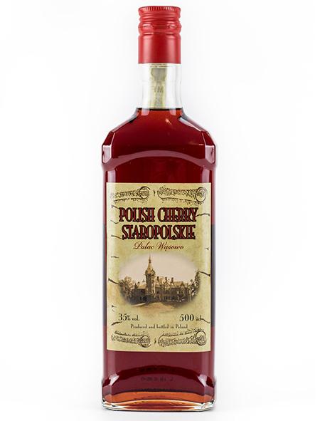 Polish Cherry Staropolskie Palac Wasowo 500 Ml