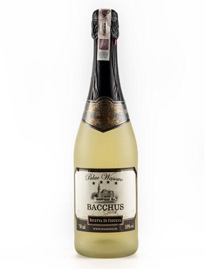 Wino Musujace Bacchus Gold 750 Ml Palac Wasowo