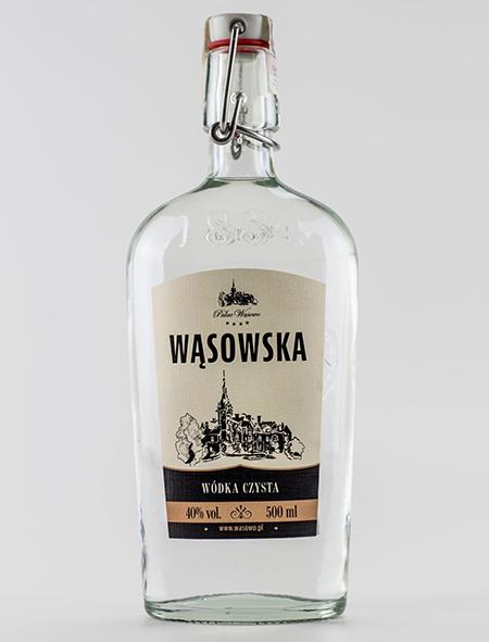 Wodka Wasowska 500 Ml Palac Wasowo