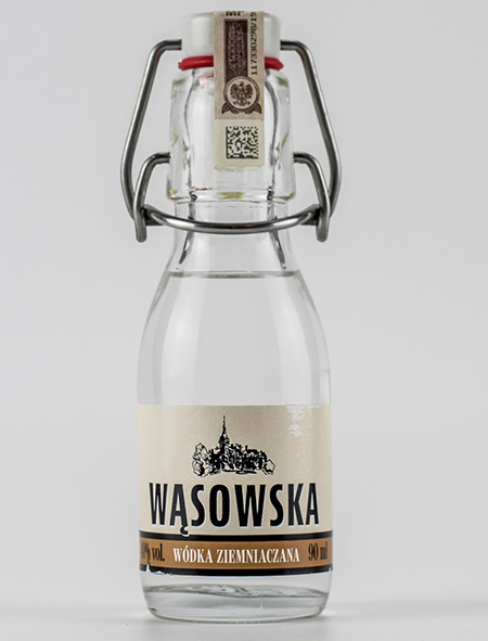 Wodka Wasowska 90 Ml Palac Wasowo